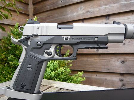 GSG 1911 Long Barrel pistols (FAC section 1 required). Gsg2