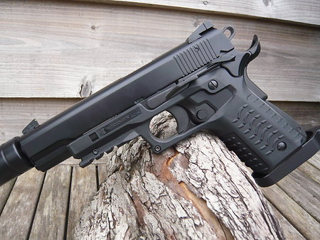 GSG 1911 Long Barrel pistols (FAC section 1 required). Black3