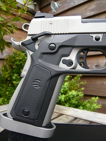 GSG 1911 Long Barrel pistols (FAC section 1 required). Gsg3