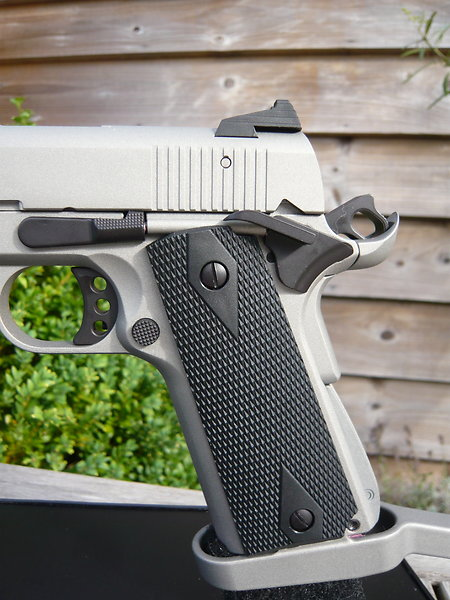 GSG 1911 Long Barrel pistols (FAC section 1 required). gsgt5